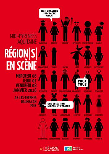 Région[s] en Scène 2015