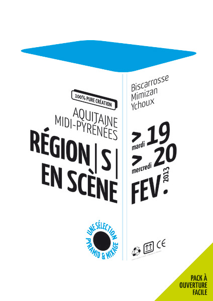 Région[s] en Scène 2013
