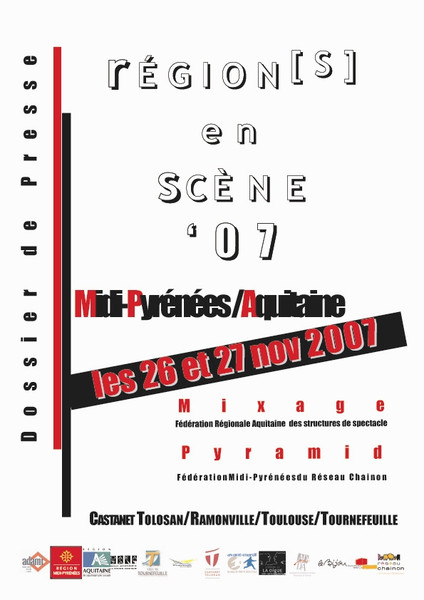 Région[s] en Scène 2007