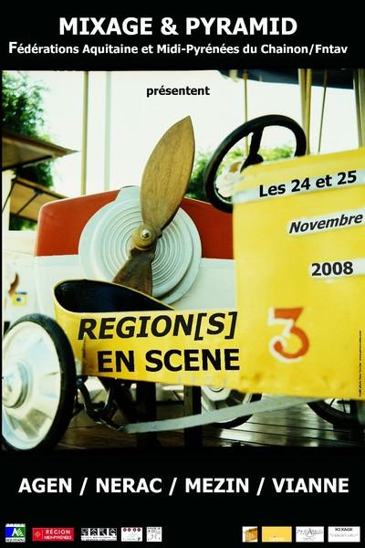 Région[s] en Scène 2008