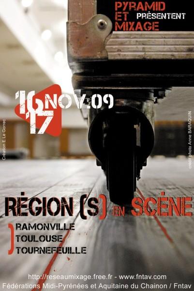 Région[s] en Scène 2009